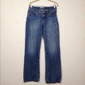 Lee | Slender Secret Straight Jeans 8 low rise